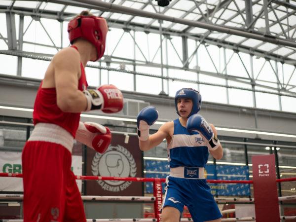 Бокс в Академии бокса фото
