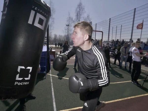 Ударная десятка» в 2021 Академия бокса фото
