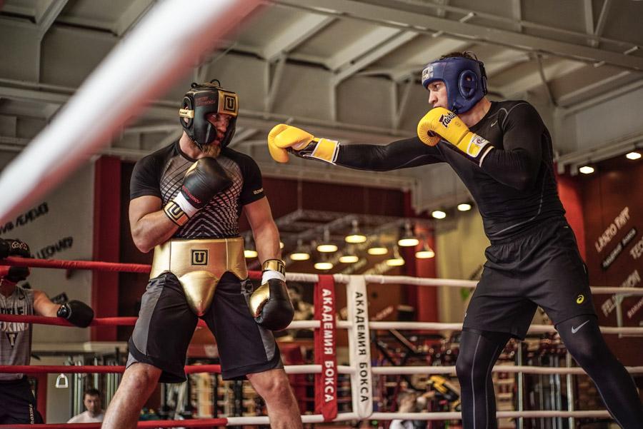 Бокс для подготовленных