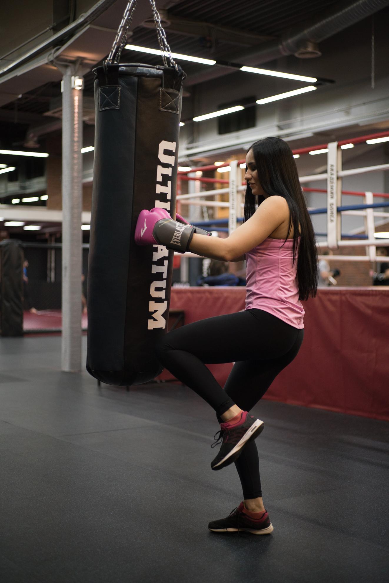 Бокс для самообороны