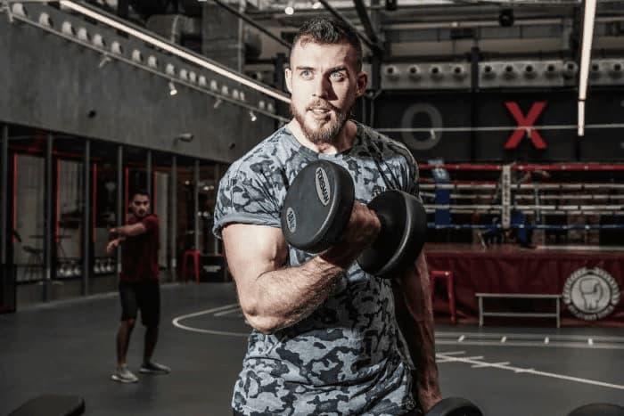 Занятия фитнесом для новичков