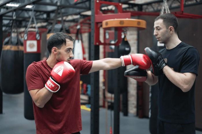 Персональная тренировка Академия бокса фото