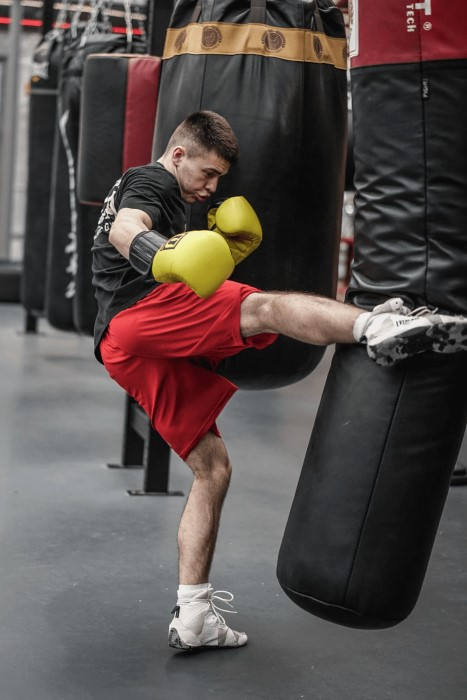 Тайский бокс Академия бокса фото