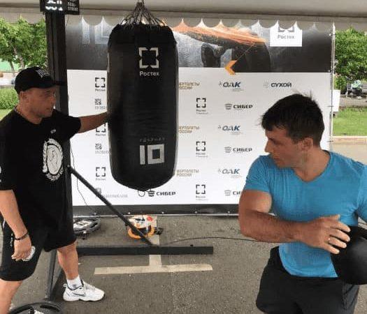 Ударная десятка Академия бокса фото