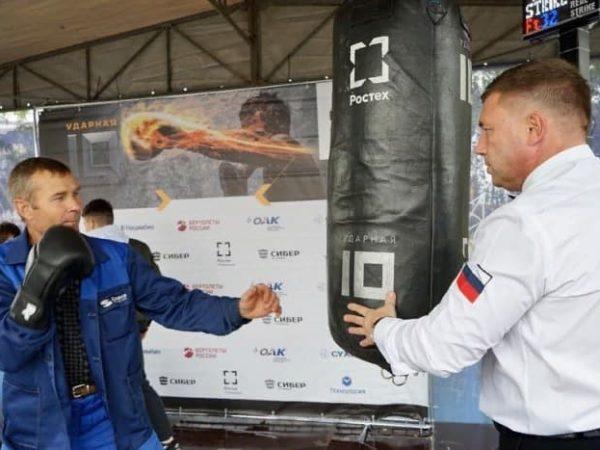 Отборочный турнир Академия бокса фото