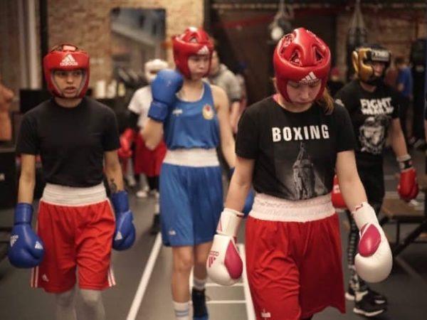 Сводная тренировка Академия бокса фото