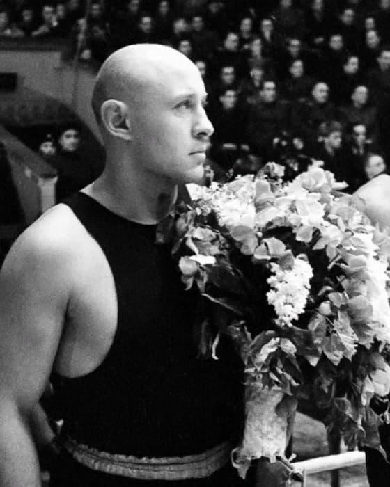 Боксеры ветераны ВОВ фото