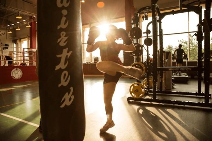 Кикбоксинг Академия бокса фото