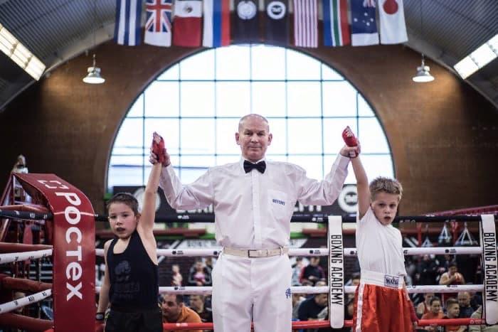 Рефери - Академия бокса фото